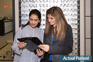 eye care center in fairfax va, extended hours