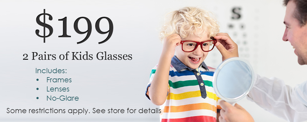 eyeglasses for kids special