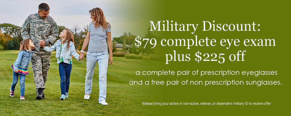 special offers military discount